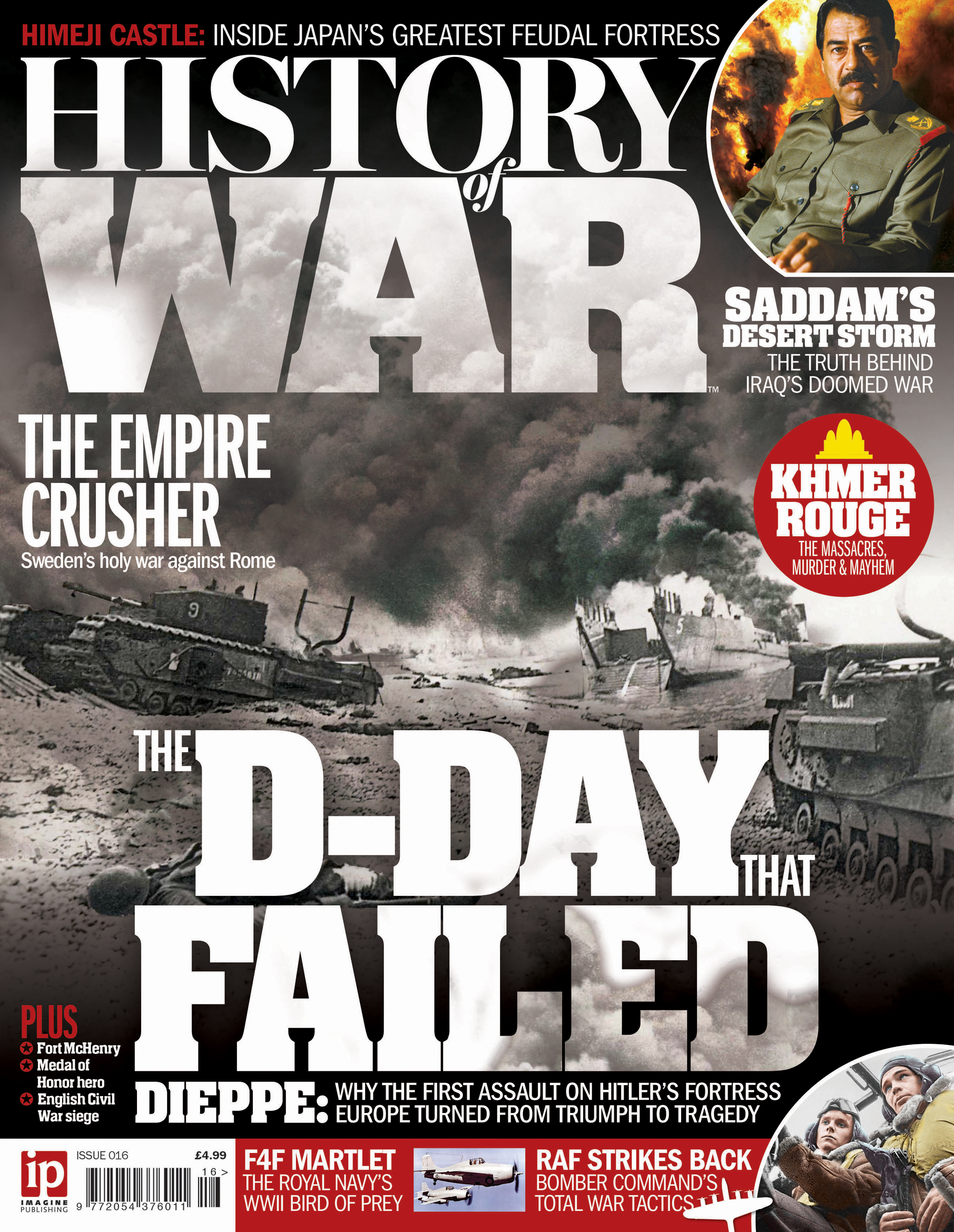 History of War Issue 16 preview