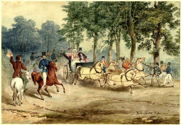 Edward_Oxford's_assassination_attempt_on_Queen_Victoria,_G.H.Miles,_watercolor,_1840