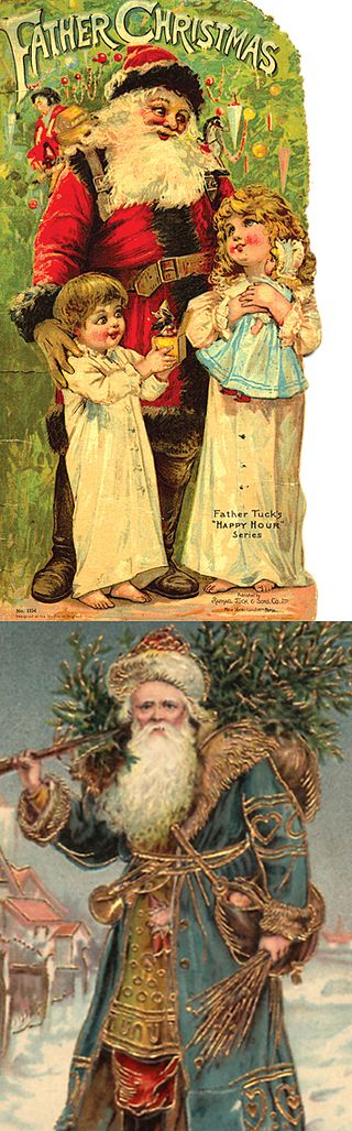 Christmas though the ages