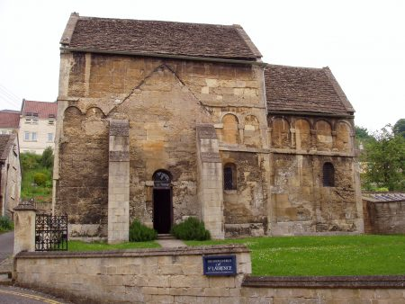 St Laurence's Church is one of the most complete and unaltered surviving Anglo-Saxon buildings.