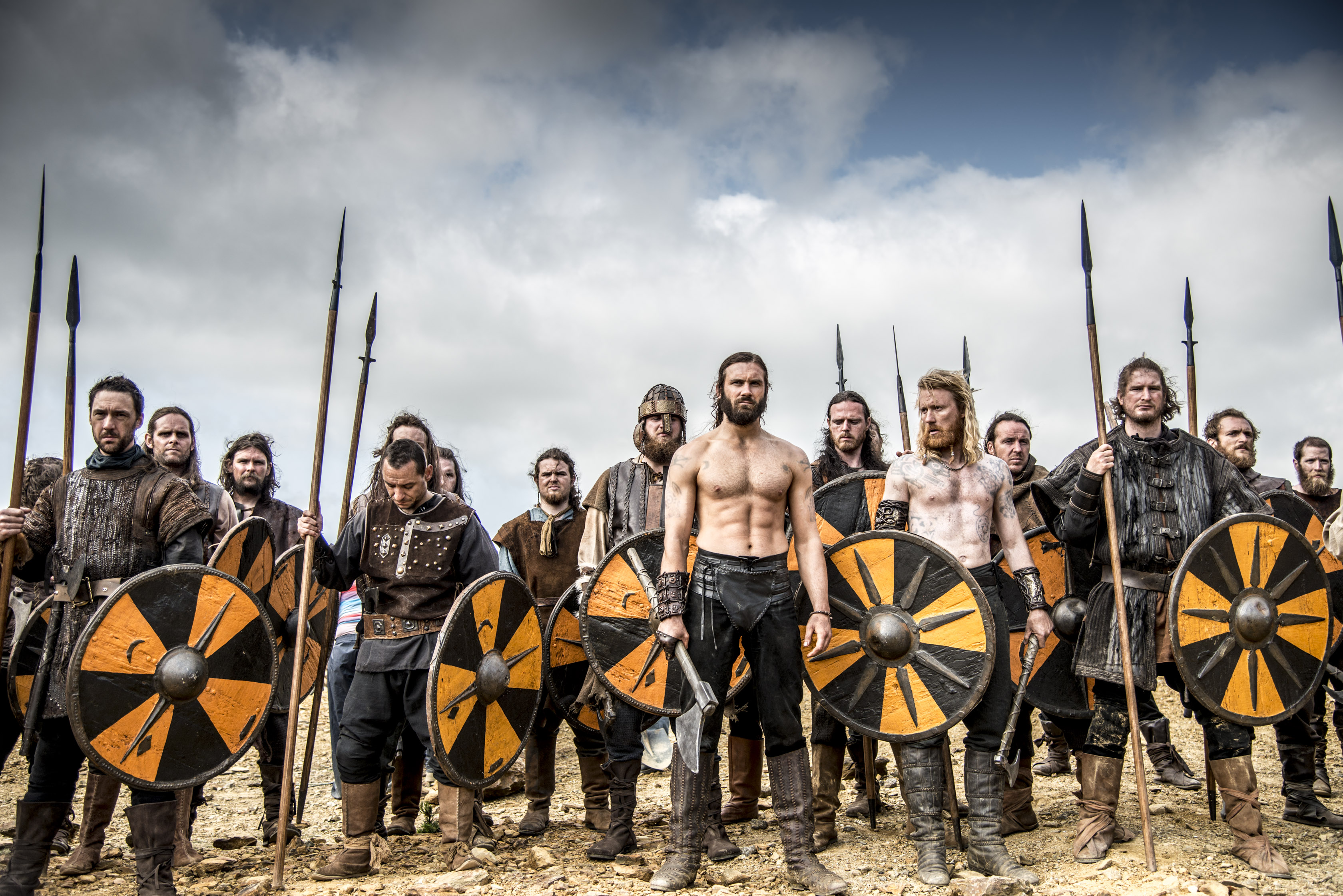 More than the raiders of tradition the Vikings were also traders and colonists who left an enduring mark on Britain