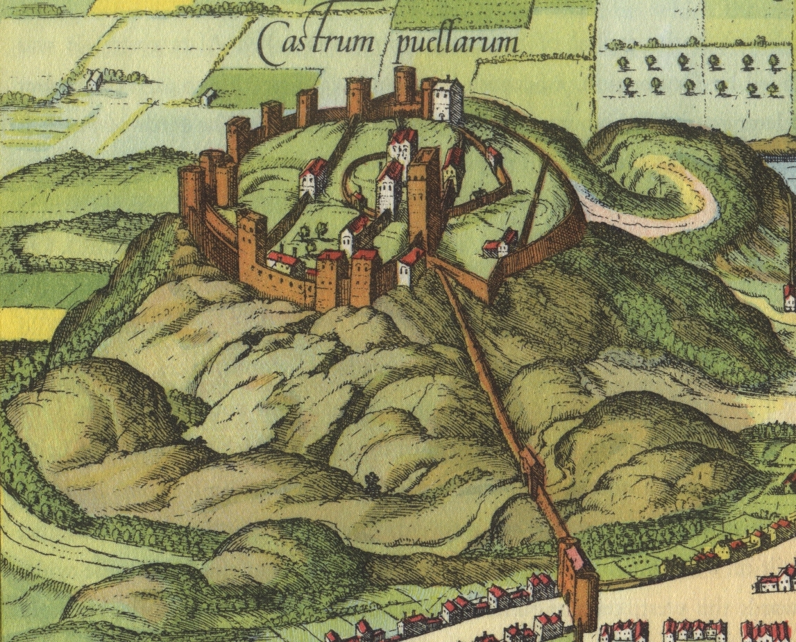 A History Of Scottish Castles All About
