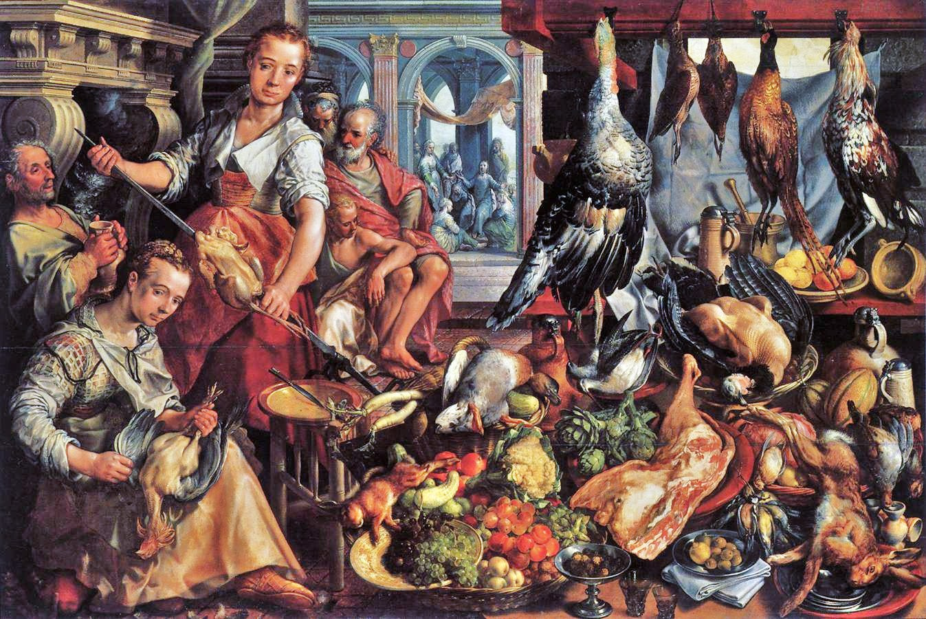 Image result for 16th Century Food
