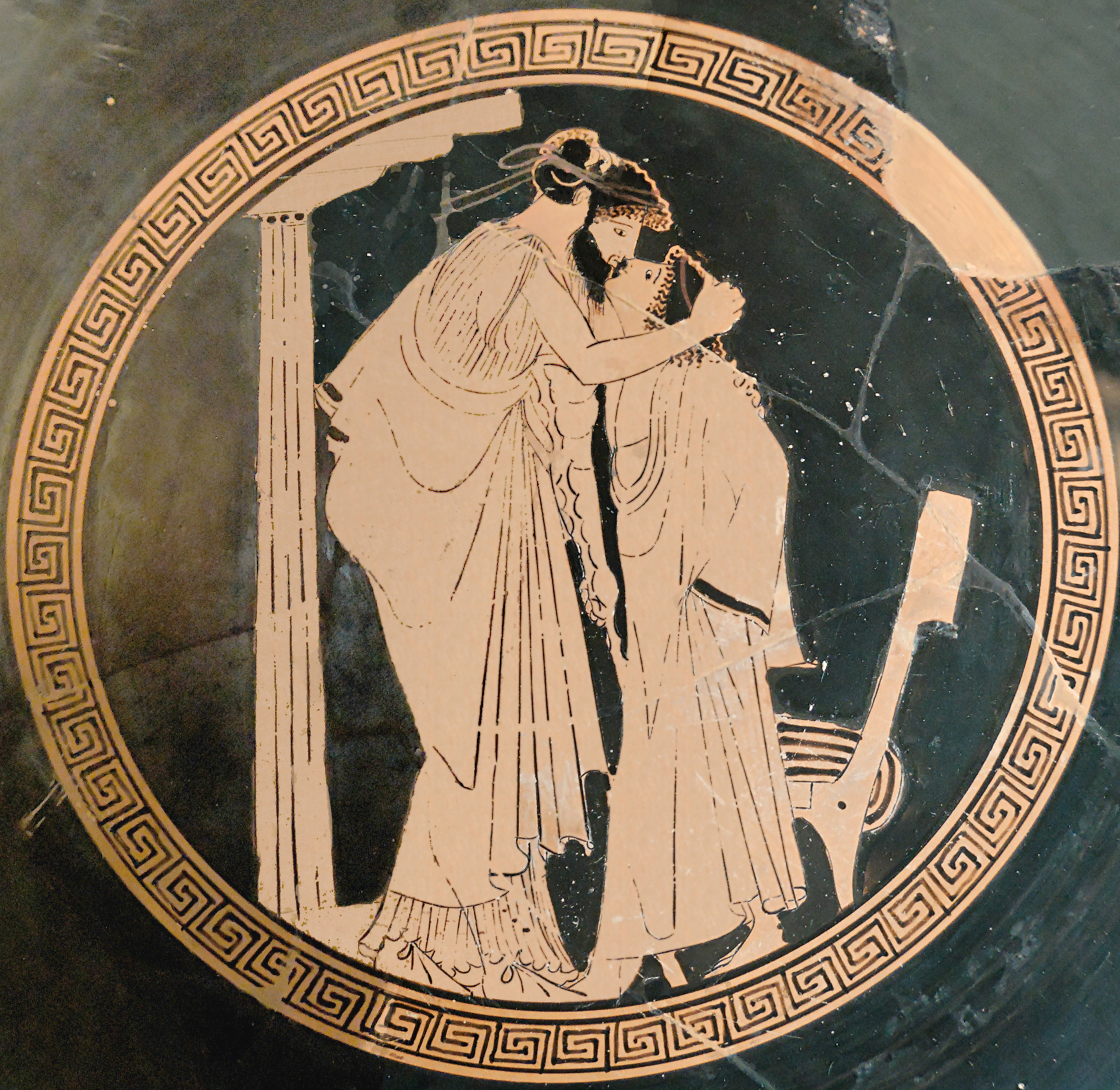 Lesbianism in ancient greece