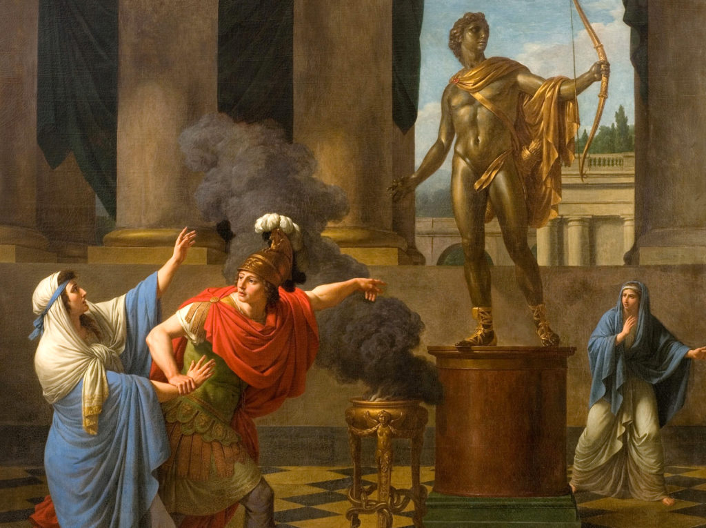 The Oracle of Delphi: How the Ancient Greeks Relied on One