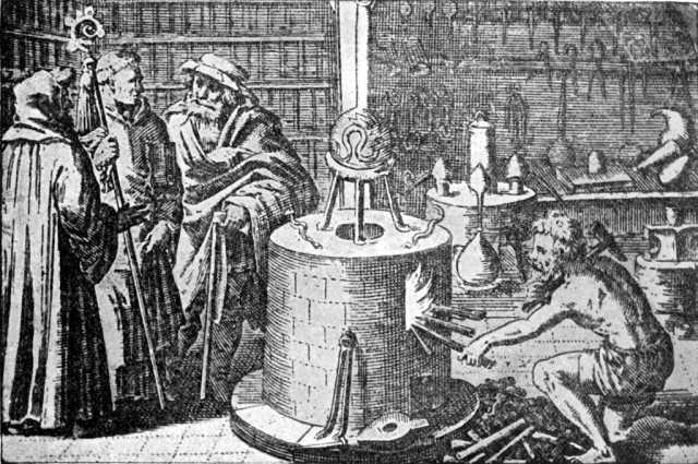Medieval Alchemy