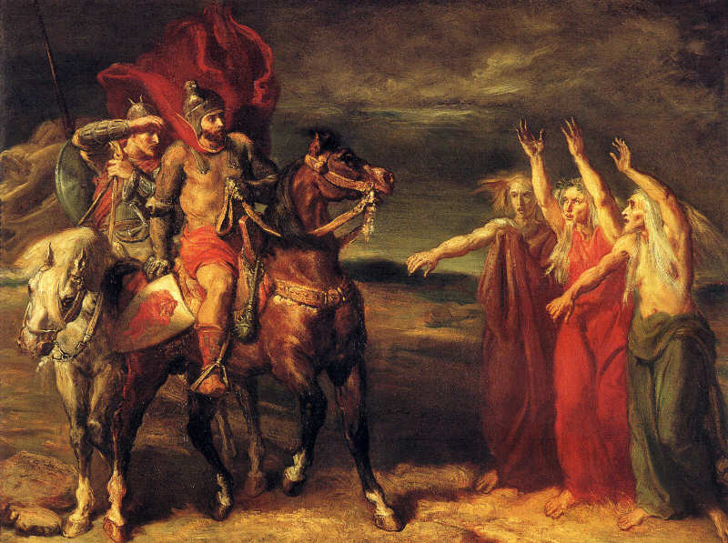 The Real Macbeth's Bloody Rise