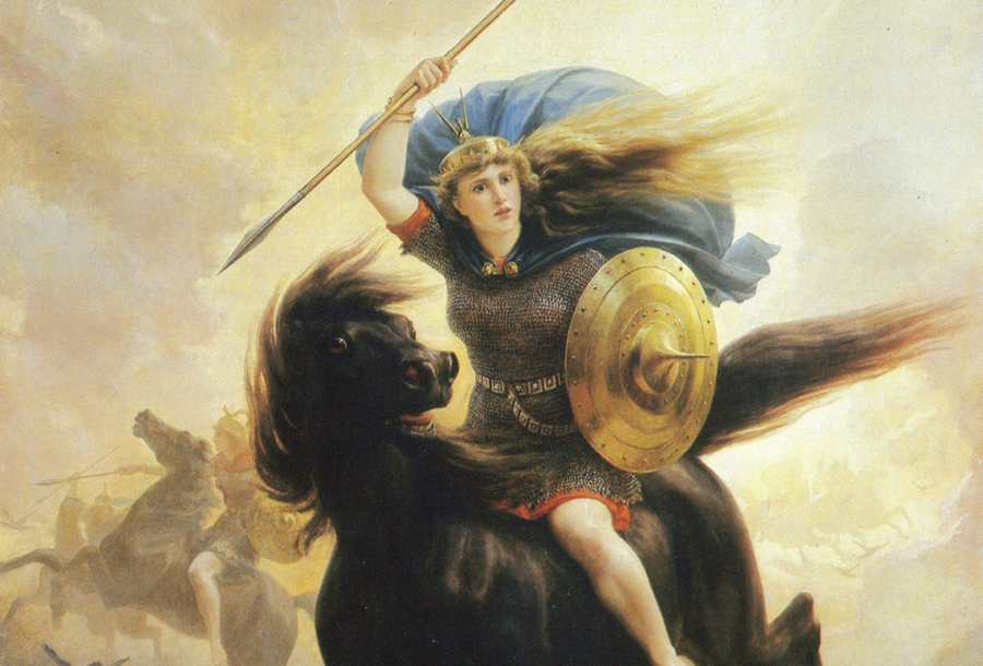 Who Were The Viking Warrior Women? | All About History