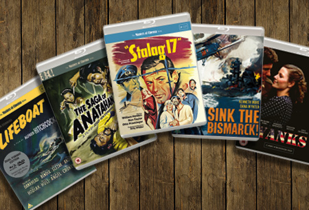 Win 5 classic war films worth over £93 | All About History